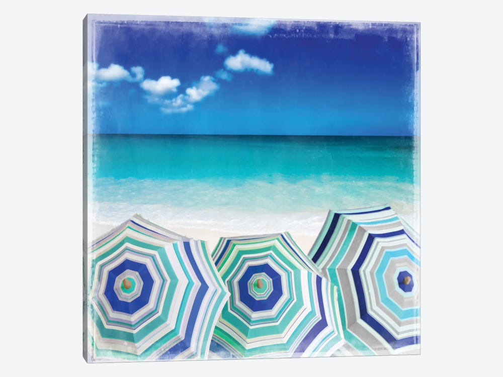 Beach Gathering 1-piece Art Print