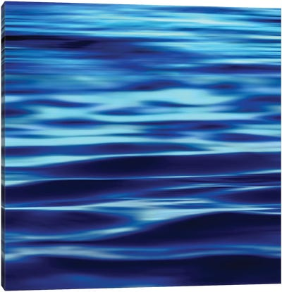 Deep Blue Sea Canvas Art Print