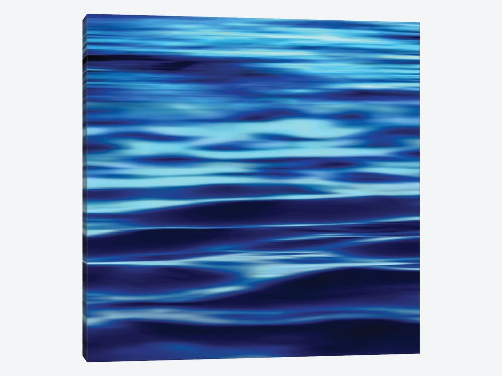 Deep Blue Sea by Charlie Carter 1-piece Canvas Wall Art