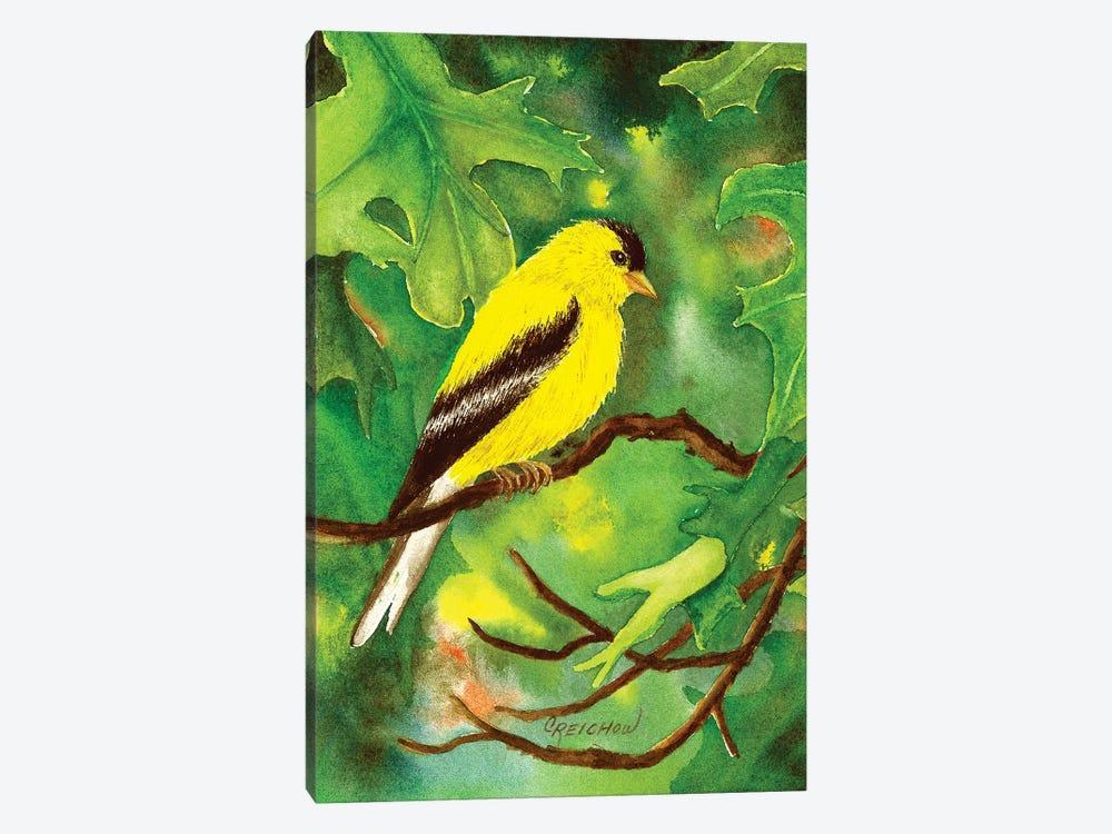 Oak Tree Habitat by Christine Reichow 1-piece Canvas Print