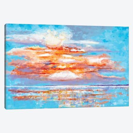 Brilliant Sky II Canvas Print #CTW75} by Christine Reichow Canvas Art