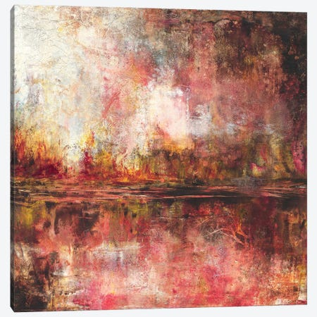 Dreamscape Canvas Print #CTW76} by Christine Reichow Canvas Art
