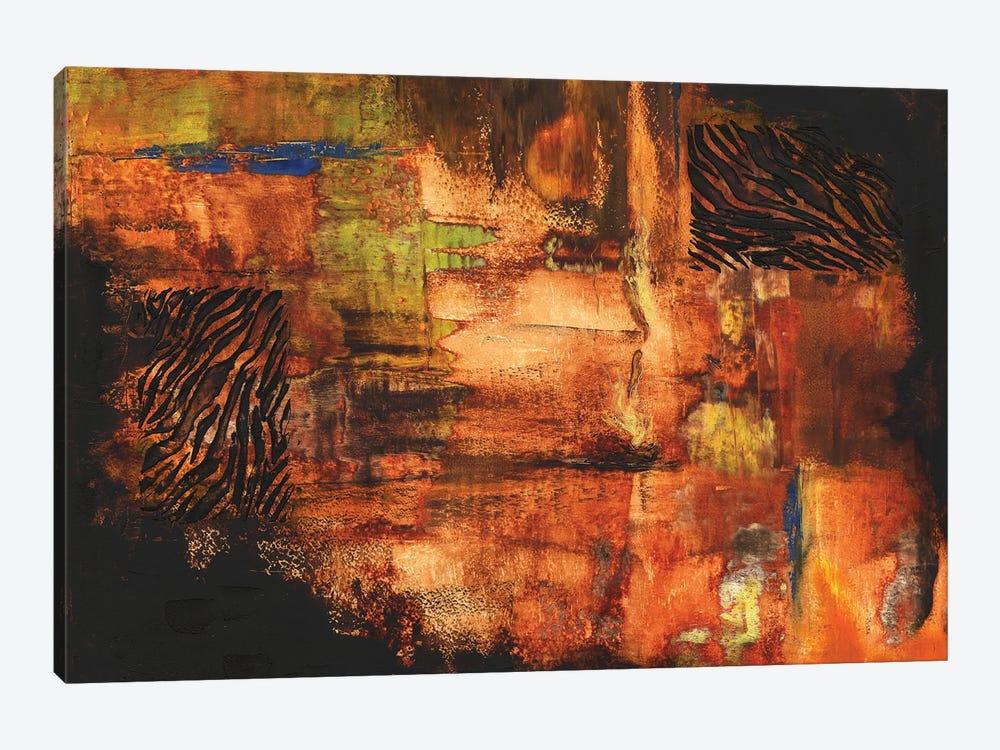 Fire Dancer by Christine Reichow 1-piece Canvas Artwork