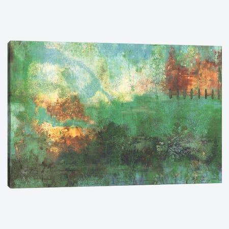 River Running Through Canvas Print #CTW87} by Christine Reichow Canvas Print
