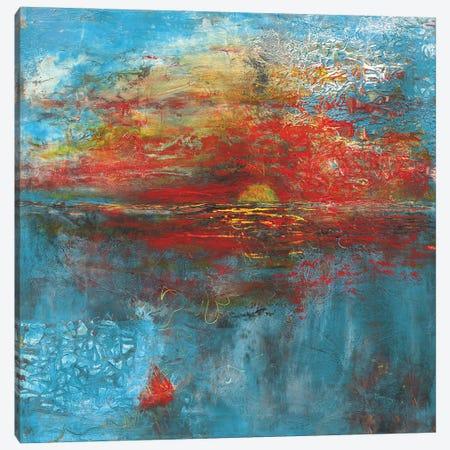 Sailing Canvas Print #CTW90} by Christine Reichow Canvas Print