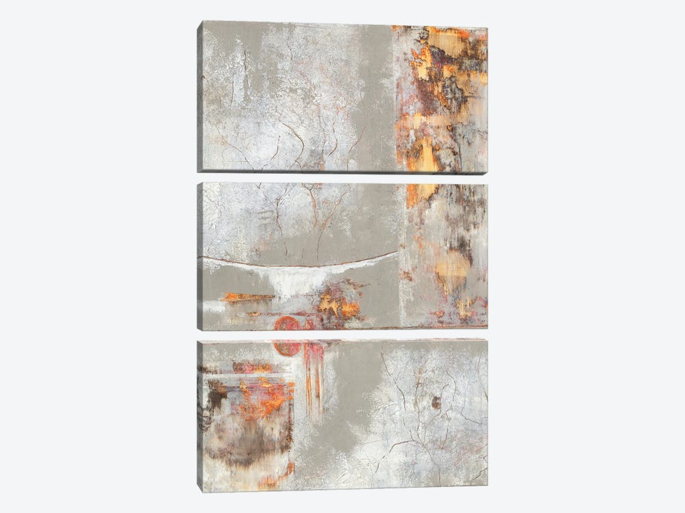 Zen by Christine Reichow 3-piece Canvas Art Print