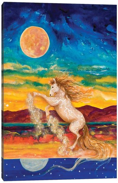 Stallion Spirit Canvas Art Print