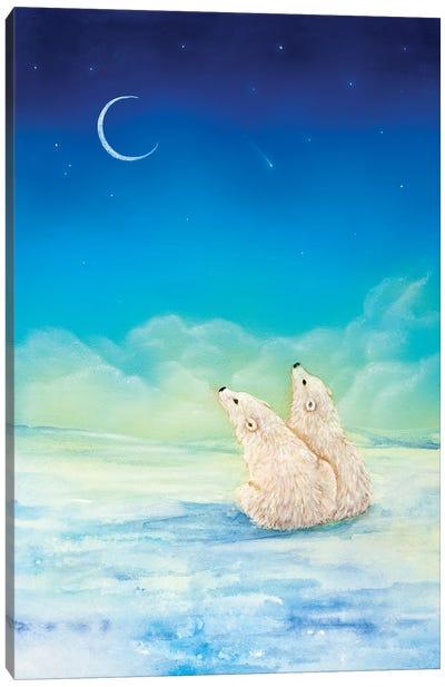 Wish Upon A Star Canvas Art Print