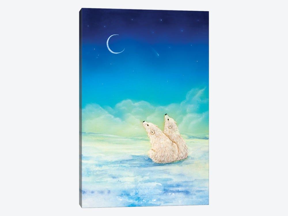 Wish Upon A Star Art Print By Cathy Mcclelland Icanvas