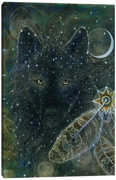 Spirit Brother Canvas Art Print