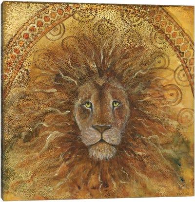 Lion Spirit Canvas Art Print