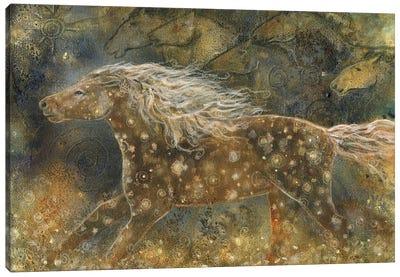 Spirit Run Canvas Art Print