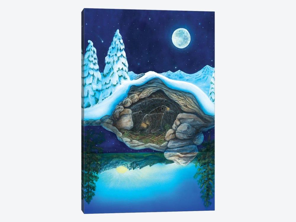 Bear Dreams by Cathy McClelland 1-piece Art Print