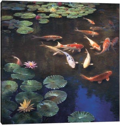Inclinations Canvas Art Print