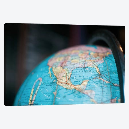 Globe I Canvas Print #CVA110} by Chelsea Victoria Canvas Art