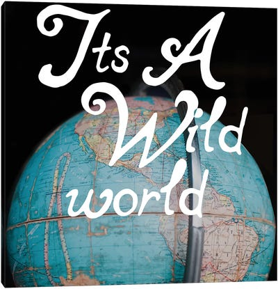 Wild World Canvas Print #CVA127