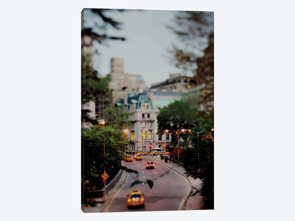 Central Park Fairytales 1-piece Canvas Print