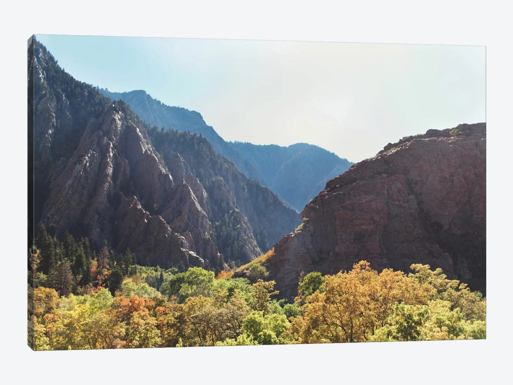 Mountain Pass by Chelsea Victoria 1-piece Canvas Art
