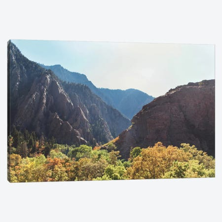 Mountain Pass Canvas Print #CVA141} by Chelsea Victoria Canvas Print