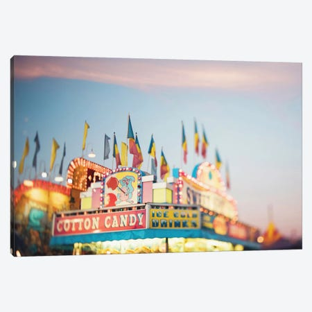 The Carnival Canvas Print #CVA147} by Chelsea Victoria Canvas Art