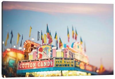 The Carnival Canvas Print #CVA147