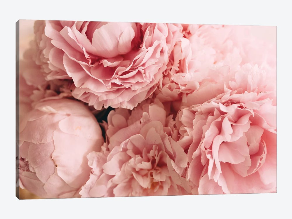 Blush Peonies by Chelsea Victoria 1-piece Art Print