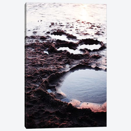 Coast And Sand Canvas Print #CVA15} by Chelsea Victoria Canvas Art Print