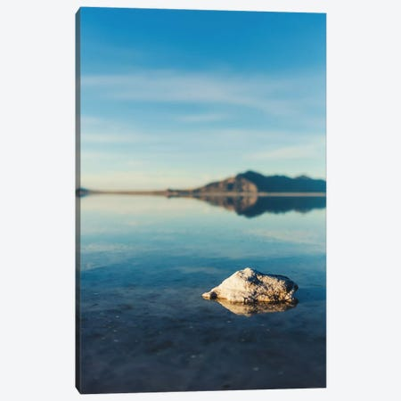 The Great Salt Lake I Canvas Print #CVA204} by Chelsea Victoria Canvas Print