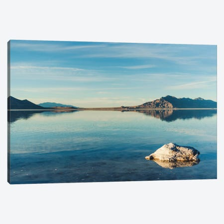 The Great Salt Lake II Canvas Print #CVA205} by Chelsea Victoria Canvas Print