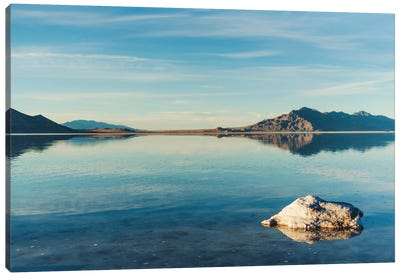 The Great Salt Lake II Canvas Art Print