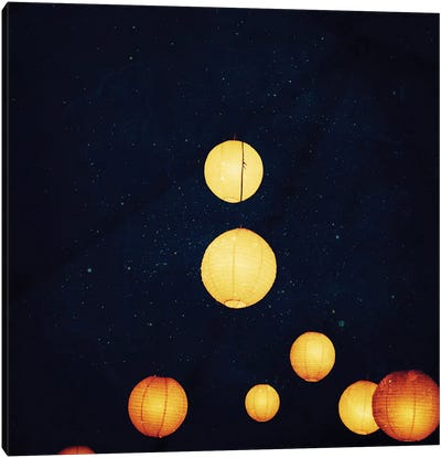 Dancing In The Starlight I Canvas Art Print