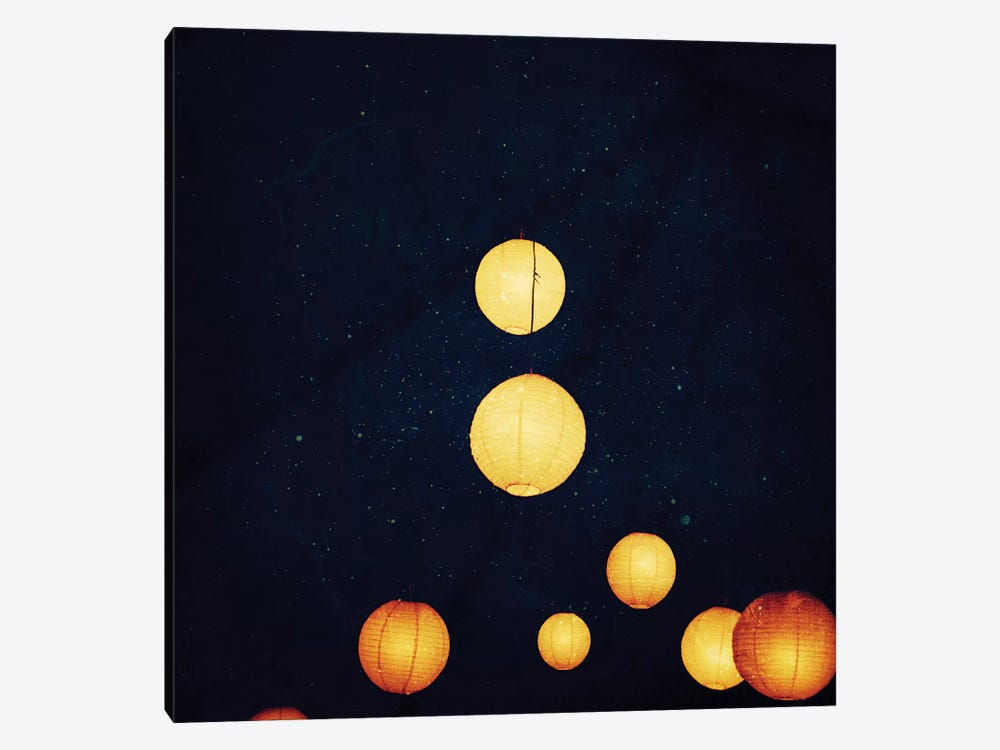 Dancing In The Starlight I by Chelsea Victoria 1-piece Canvas Art