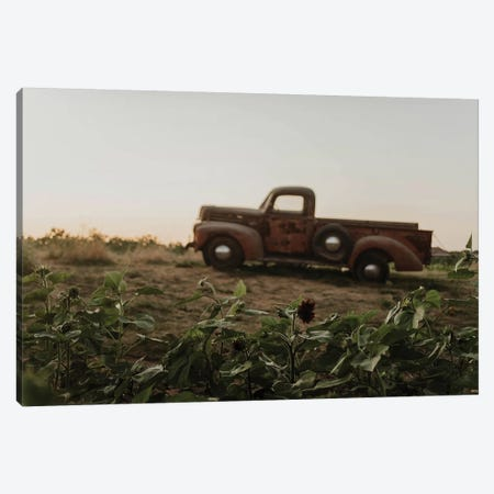 Fast Car Canvas Print #CVA217} by Chelsea Victoria Canvas Wall Art