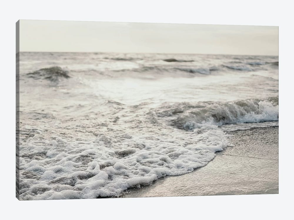 White Shores by Chelsea Victoria 1-piece Canvas Art