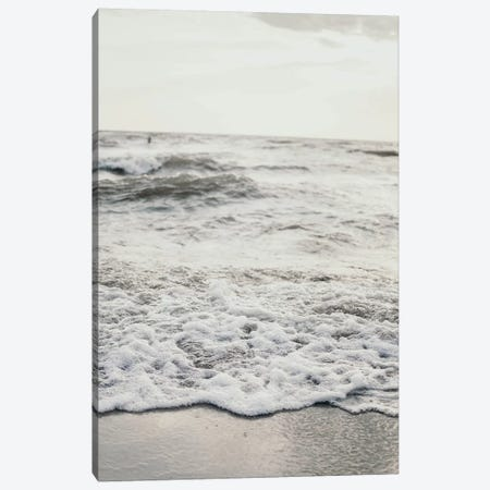 White Water Canvas Print #CVA233} by Chelsea Victoria Art Print