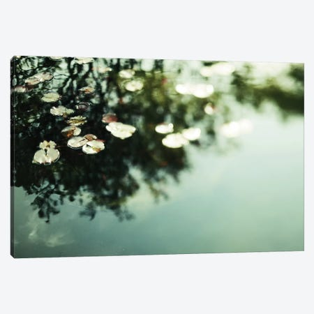 Lillies Canvas Print #CVA23} by Chelsea Victoria Canvas Art Print