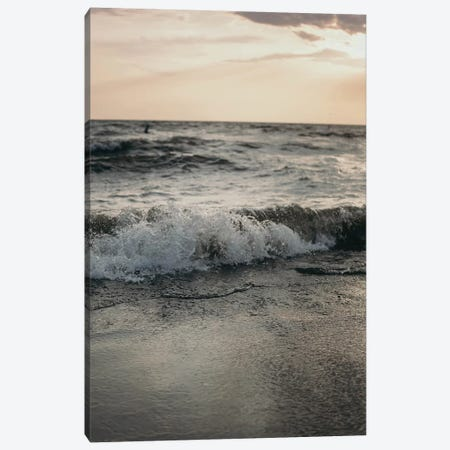 Waves And Surf Canvas Print #CVA246} by Chelsea Victoria Canvas Print