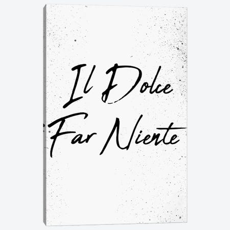 Il Dolce Far Niente Canvas Print #CVA263} by Chelsea Victoria Canvas Wall Art