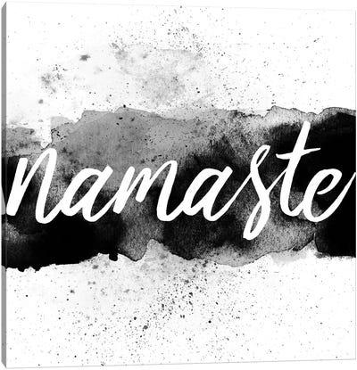 Namaste Canvas Art Print