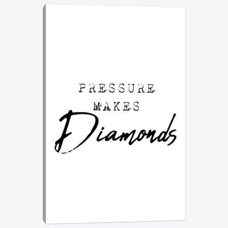 Pressure Makes Diamonds Canvas Print #CVA270} by Chelsea Victoria Canvas Art Print