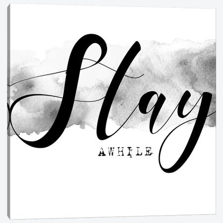 Stay A While 3-Piece Canvas #CVA273} by Chelsea Victoria Canvas Print