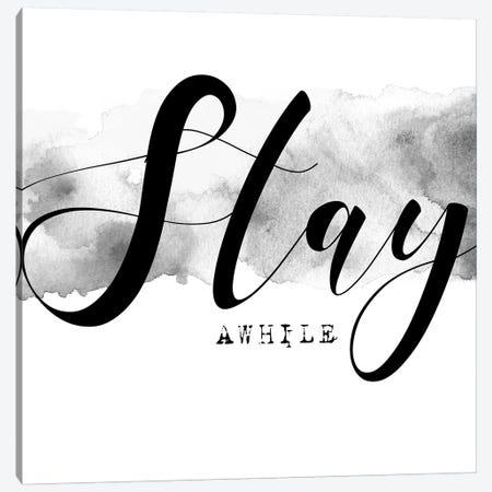Stay A While Canvas Print #CVA273} by Chelsea Victoria Canvas Print