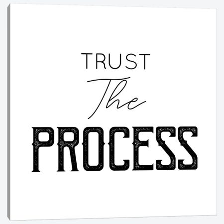 Trust The Process 3-Piece Canvas #CVA277} by Chelsea Victoria Canvas Artwork