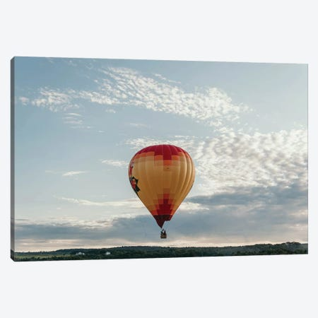 Hot Air Balloon Canvas Print #CVA320} by Chelsea Victoria Art Print