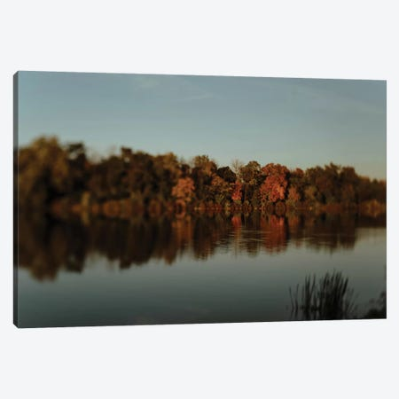 Autumn Reflections Canvas Print #CVA325} by Chelsea Victoria Canvas Wall Art