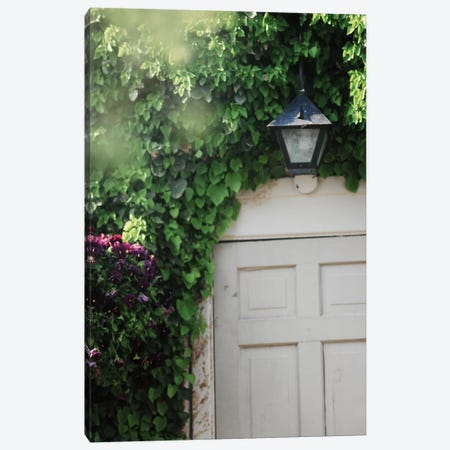 In The Garden Canvas Print #CVA38} by Chelsea Victoria Canvas Wall Art