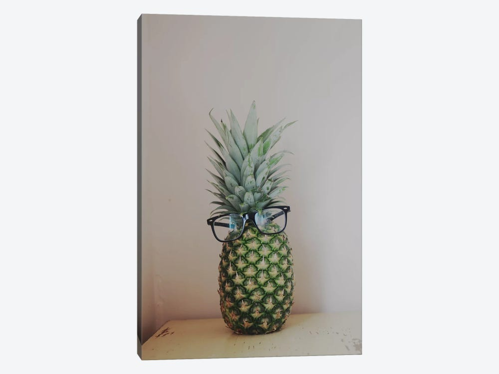 Mr. Pineapple 1-piece Art Print
