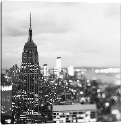 New York Noir Canvas Art Print