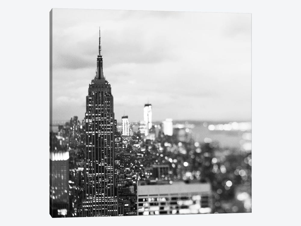 New York Noir by Chelsea Victoria 1-piece Canvas Artwork
