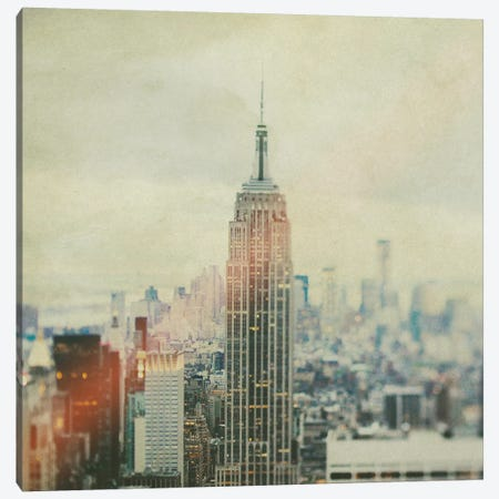 New York Old Canvas Print #CVA52} by Chelsea Victoria Canvas Wall Art